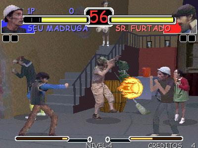 STREET CHAVO juego (5)