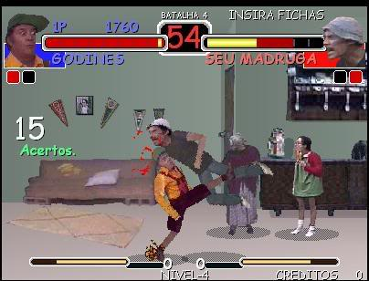 STREET CHAVO juego (1)