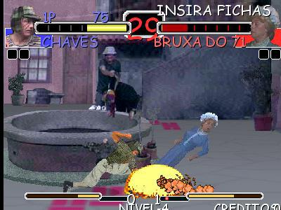 STREET CHAVO juego (3)