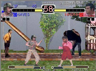 STREET CHAVO juego (2)