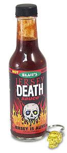 salsa de la muerte