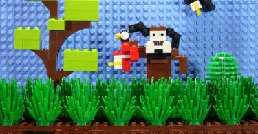 duck hunt lego