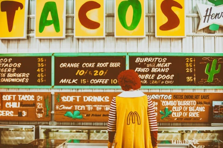 Payaso Ronald McDonald