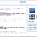 Alpha el nuevo buscador de Yahoo.