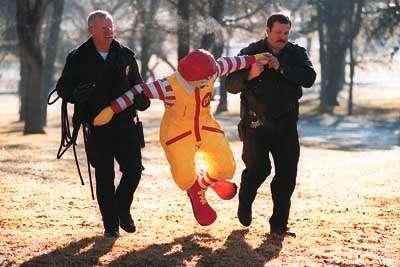 La Leyenda Urbana de Ronald McDonald