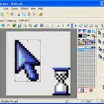 ArtCursors, crea cursores animados.
