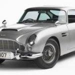 Los 10 coches de cine más famosos