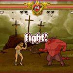 """""""Bible Fight"""" El juego de la lucha entre el bien y el mal"""
