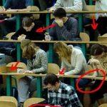 Exámenes en la universidad