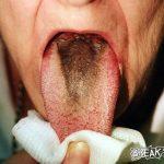Te van a salir pelos en la lengua