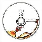 Los agujeros en los CDs