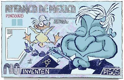 Billetes Mexicanos (5)