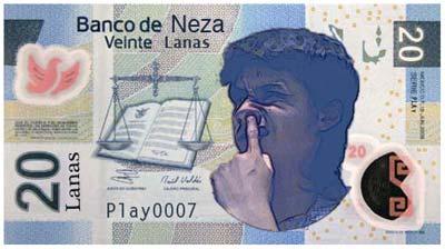 Billetes Mexicanos (4)