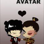 Chibi Avatar, Mini Avatar la leyenda de Aang