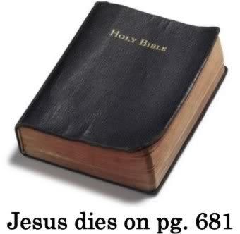 spoiler biblia