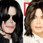 Nuevo look de Michael Jackson