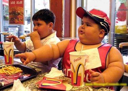 macdonals obesos
