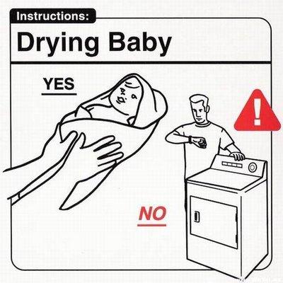 bañando al bebe