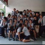 La foto escolar de fin de cursos