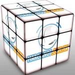 Crea tu cubo de Rubik.