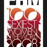 Las 100 mujeres mas sensuales del mundo – FHM 2008