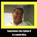 A veces el Zyklon B es una buena idea.