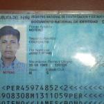 James Bond peruano.