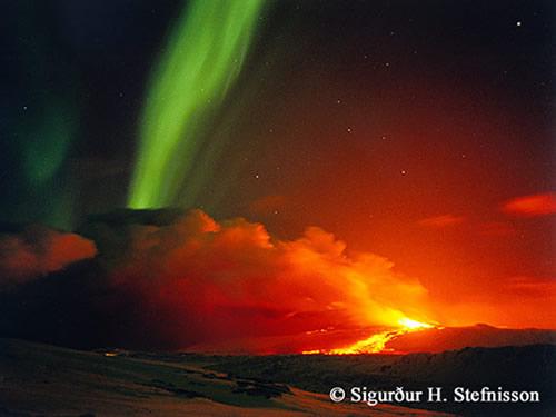 Datos sobre Volcanes