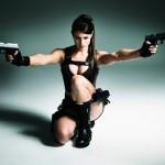 Lara Croft tiene nueva cara…y vaya cuerpo.