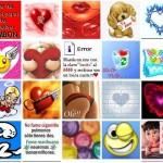 Coleccion de avatares para messenger.