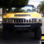 Hummer hecha en México.