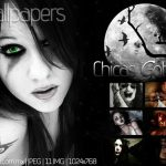 Wallpapers: Chicas Goticas.