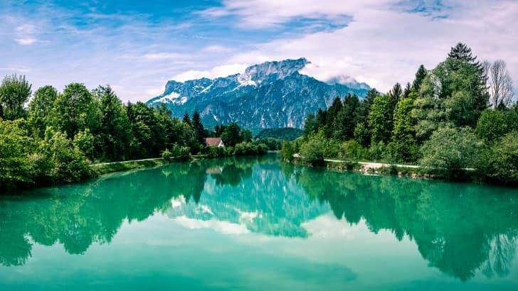 montana Untersberg en Alemania