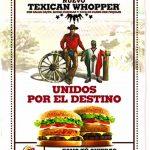 Burger King y el estereotipo mexicano.
