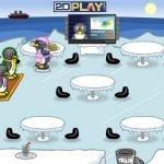 Juego Flash: Penguin Dinner.