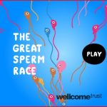 Juego Flash: The Great Sperm Race.