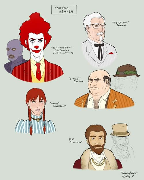 mafia_fast_food