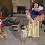 Princesas de Disney en la realidad.
