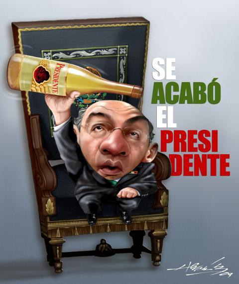 se_acabo_presidente