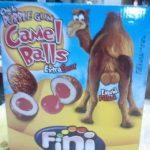 Bolas de camello.