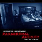 Paranormal Activity, no la veas solo.