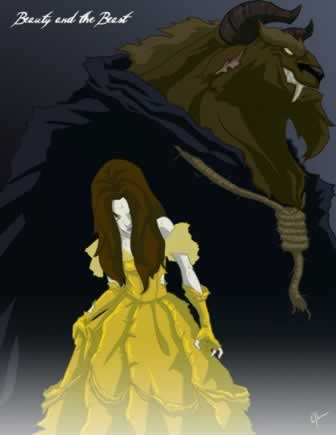 scary_princess_beautyandthebeast
