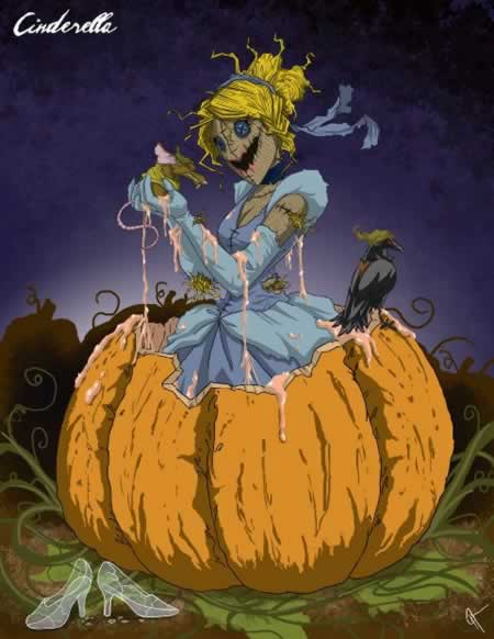 scary_princess_cinderella