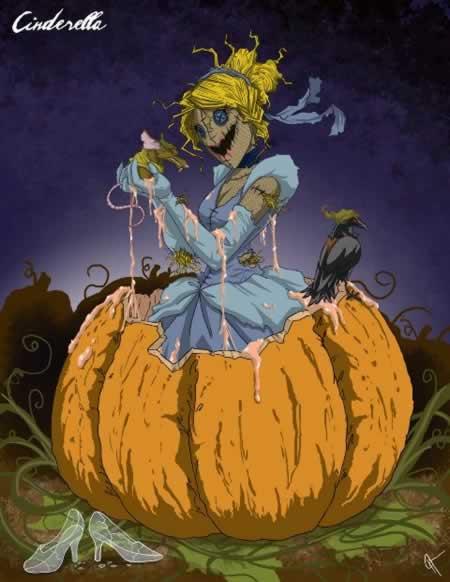 scary_princess_cinderella
