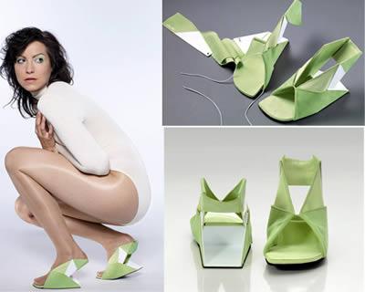 zapatos_origami