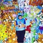 La colección más grande de Pokémon