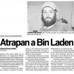 Atrapan a Bin Laden