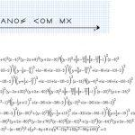 La fórmula matemática de Marcianos