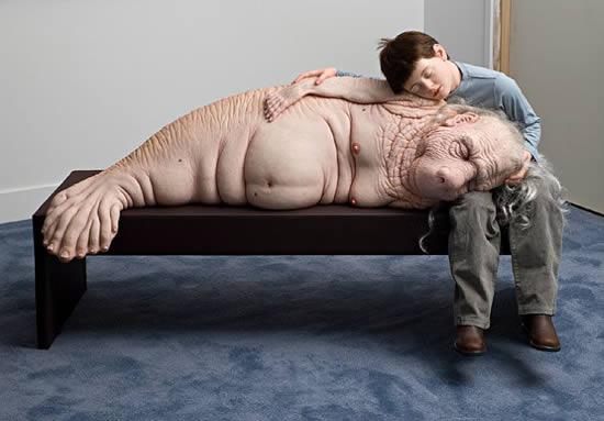 esculturas Patricia Piccinini (3)