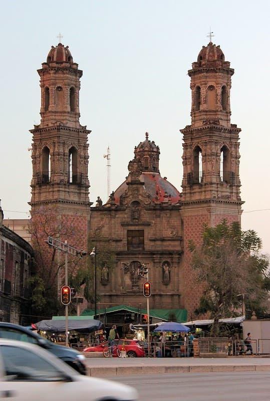 Iglesia de San Hipolito CDXM